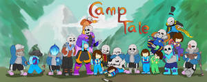 Camping Trip by AskTheSanses