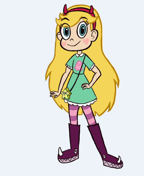 Star Butterfly ^^ | SVSTFOE by Adripika