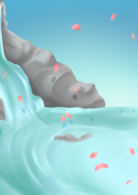 Background practise by VynalLine