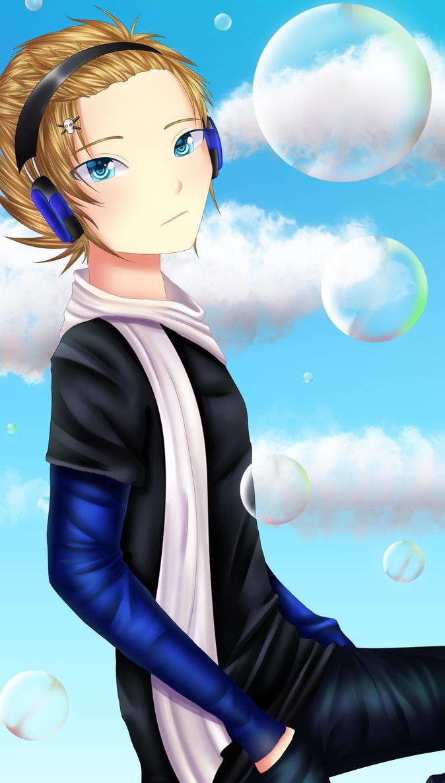 Blue by VynalLine