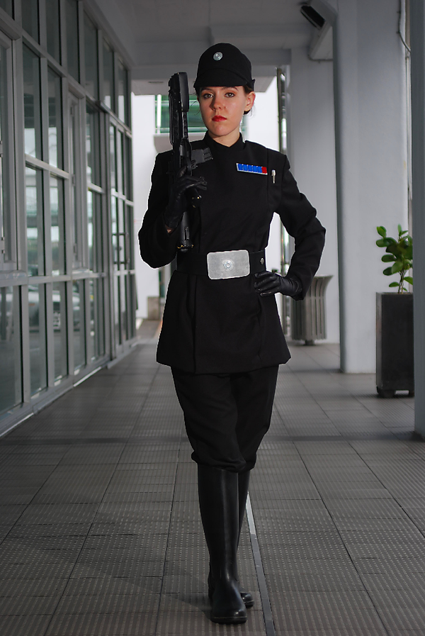 Imperial Officer 4 by Bria-Silivren