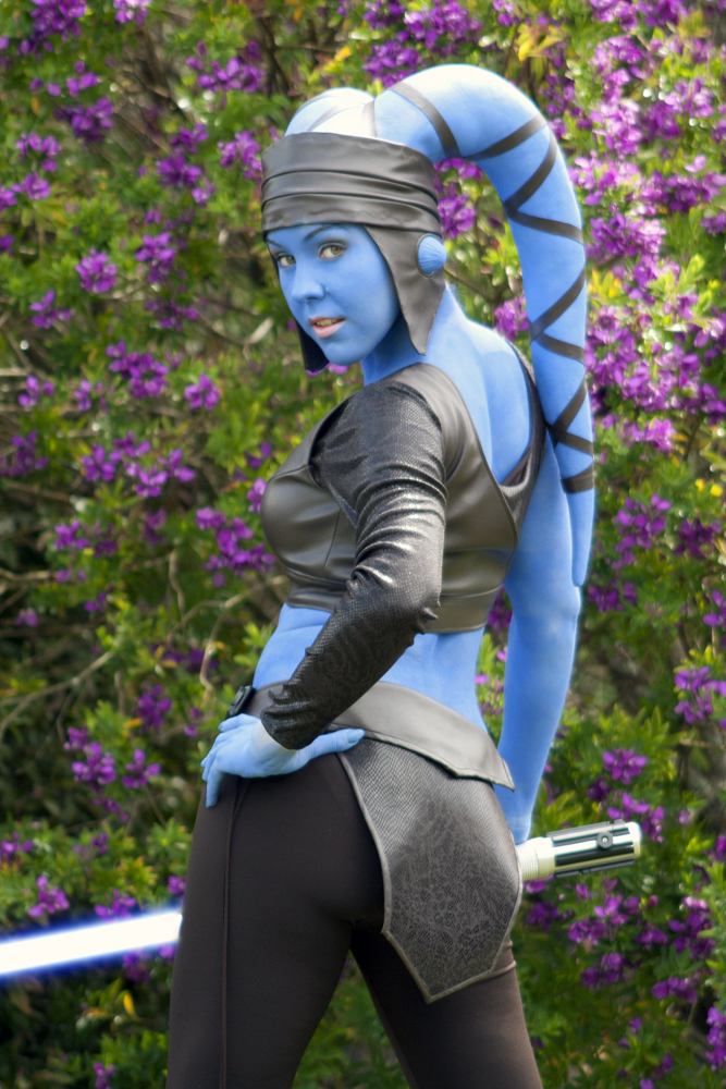 Aayla Secura 1 by Bria-Silivren