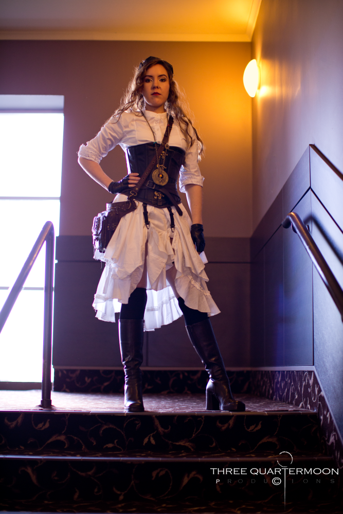 Steampunk 01 by Bria-Silivren