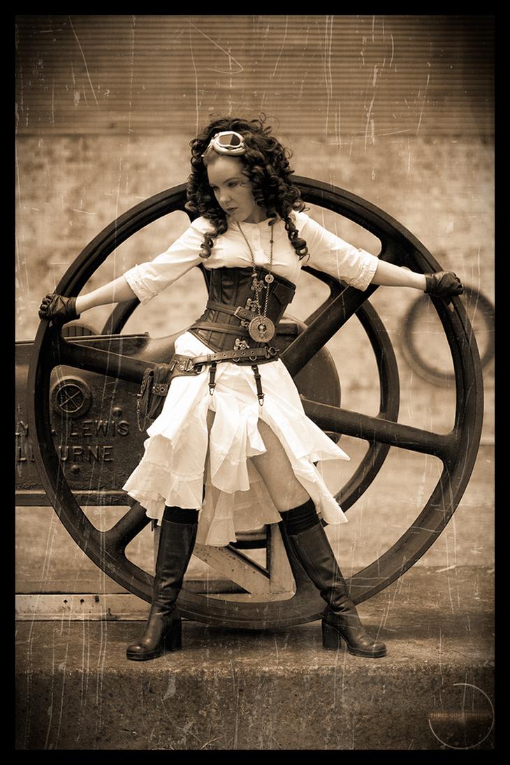 Steampunk 014 by Bria-Silivren