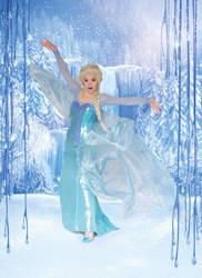 Queen Elsa 1