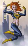 SuperGirl... again