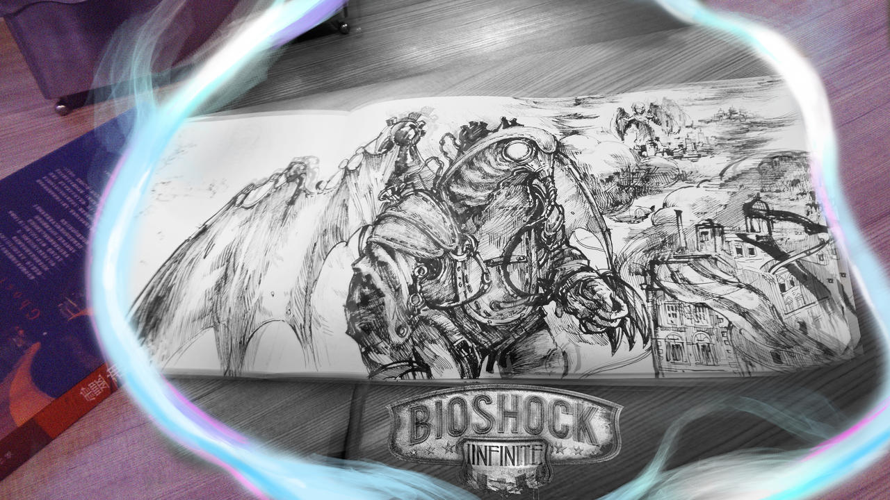 BioShock Infinite-tear