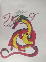 Hollow Adjuchas: Asian Dragon