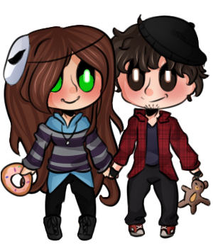 -COM- Will and Jas by LunaticLilyCOMS