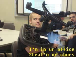 Stella Steal'n Churs by cranders