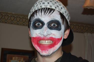 Joker by cranders