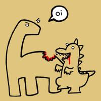 Dino Chomp by DrSalt
