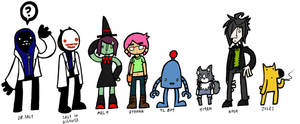 More Void Characters
