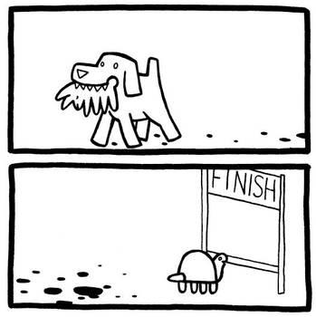 Hunting Dog by DrSalt