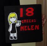 Helen Is 18
