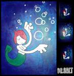 Salt Sea Mermaid