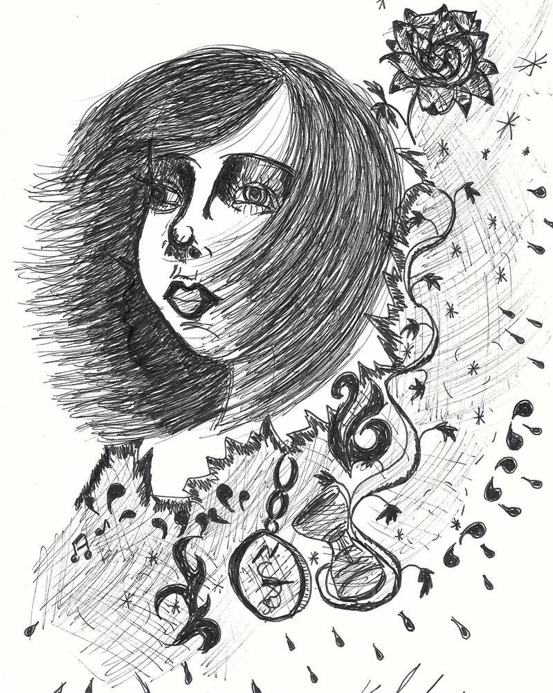 Lady In Ink by TTFNJinx