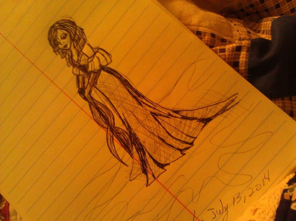Lady Sent To Jail by TTFNJinx