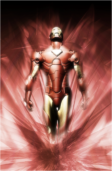Ironman by Rasibali