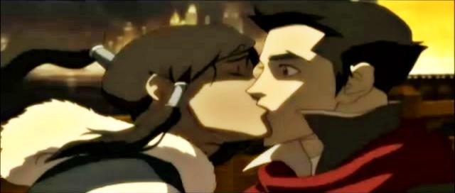 MAKORRA KISS!!!!!!!!!!!!! :D by kmkui96