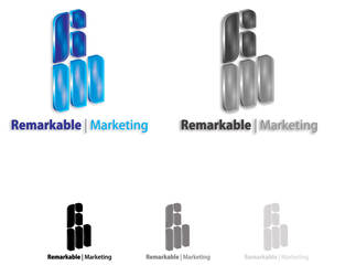 remarkable marketing Logo