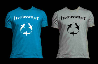 Freebreather t-shirt