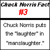 The Norris Fact 3 by Walk-On-Water