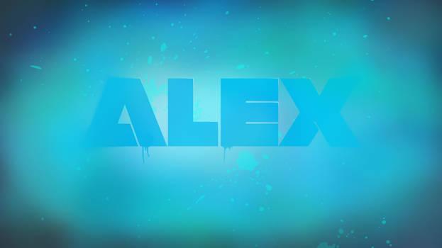 Alex Wallpaper 2