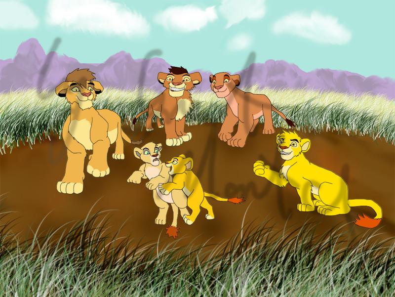 Lion King Simba And Nala Mating Fanfiction