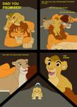 Lion King Alternative 002 by GreatMarta