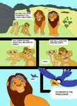 Lion King Alternative 003 by GreatMarta