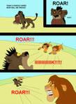 Lion King Alternative 004 by GreatMarta
