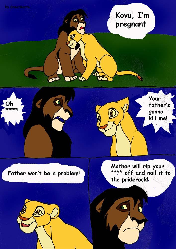 Lion King Pregnant Nala Deviantart: more like lion