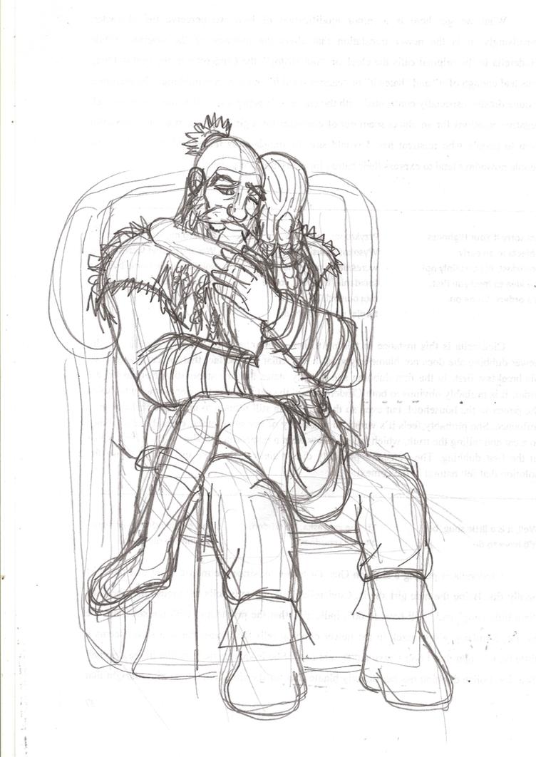 Stalka cuddles by GreatMarta