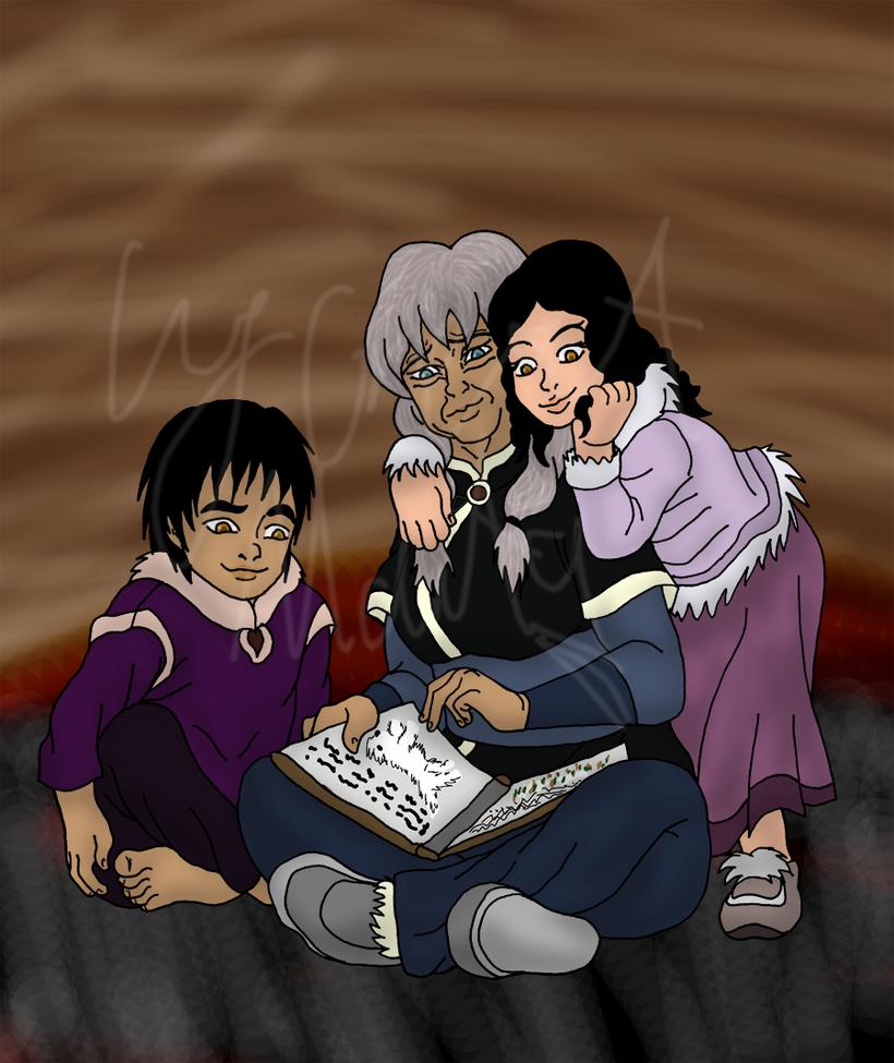 Two Sennas and a Hiroshi by GreatMarta