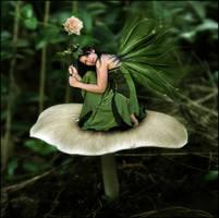 Little Fairy by Amethystana