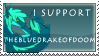 TheBlueDrakeOfDoom stamp by VocaFanWriter