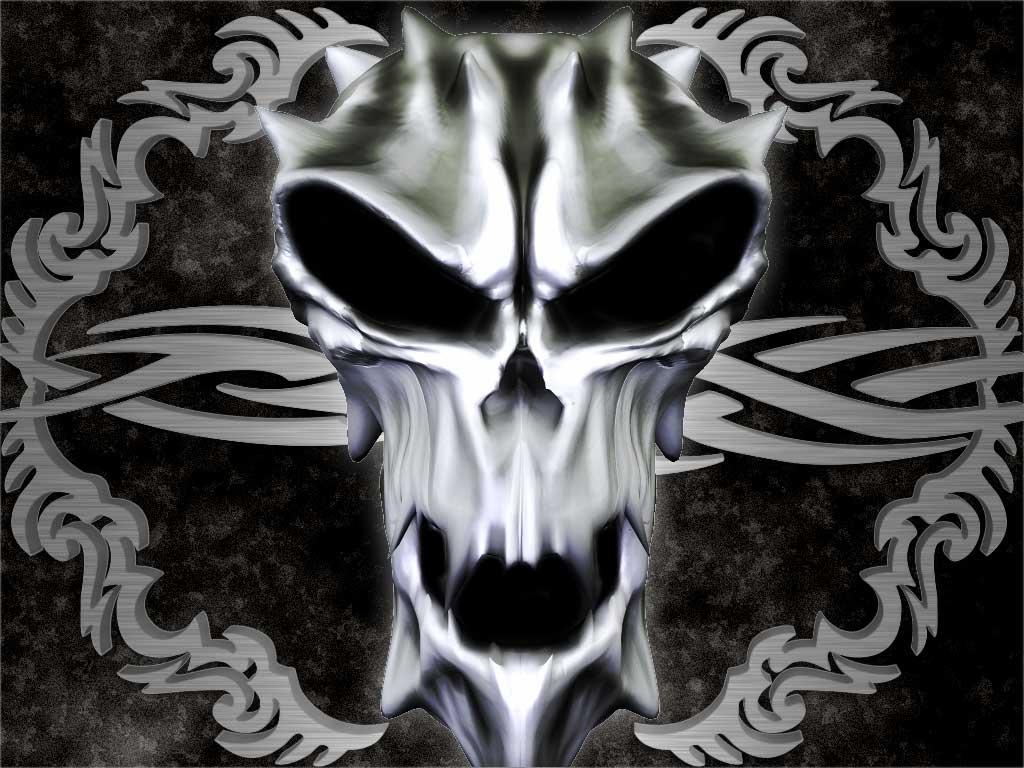 raiders skull logo auto design tech