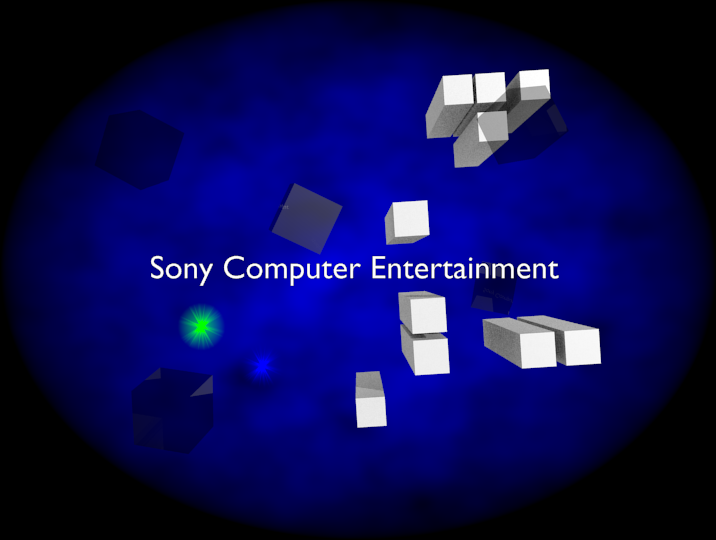 sony computer entertainment 2000 logo remake by