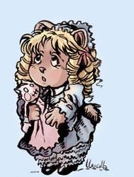 Dorothy by LLucilla