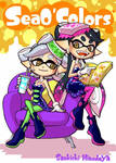Sea O' Colors/Squid Sisters by Trying-to-Draw