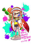 Inkling Girl by Trying-to-Draw