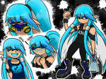 Update Reference - Splatoon 2 Redesign Kichona