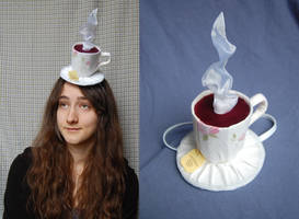Tiny Top Hat: The Tea Cup -Scented- 2 by TinyTopHats