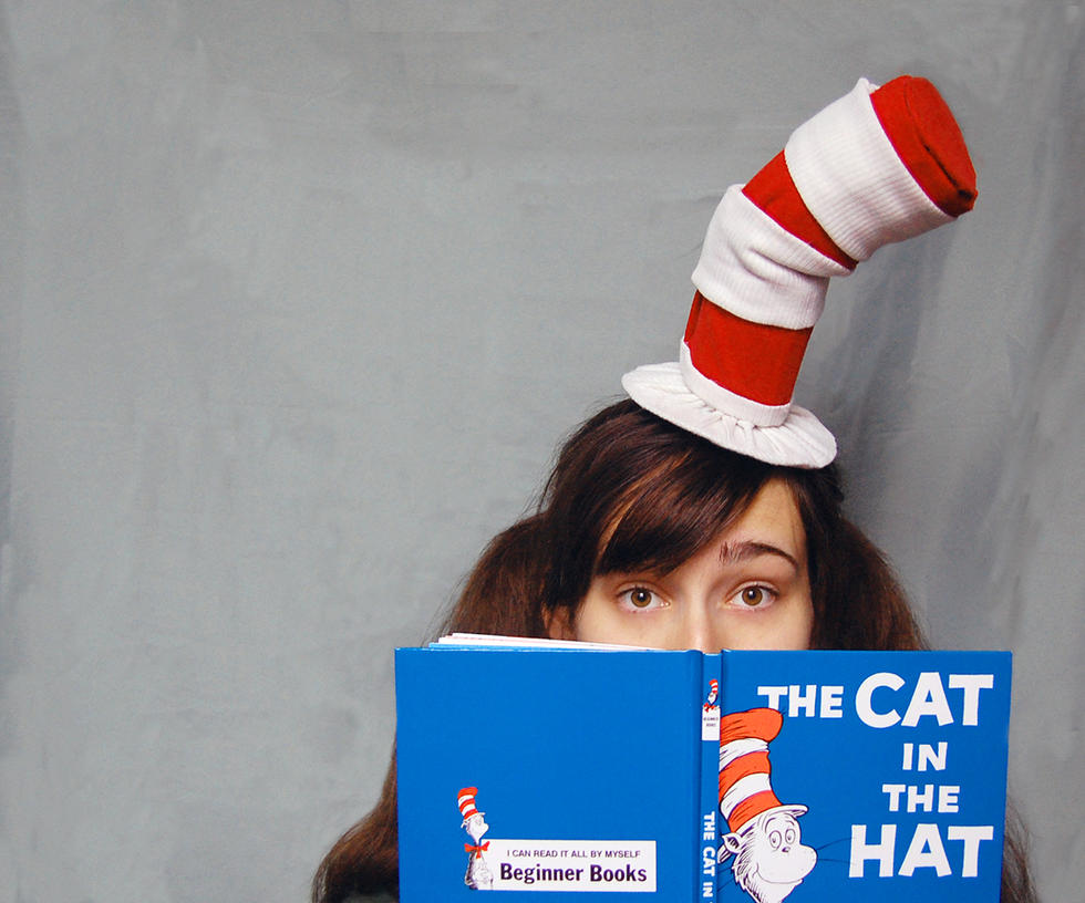 Tiny Top Hat: The Cat in the Hat by TinyTopHats