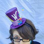 Tiny Top Hat: Willy Wonka
