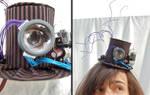 Tiny Top Hat: The Steampunk Third Eye