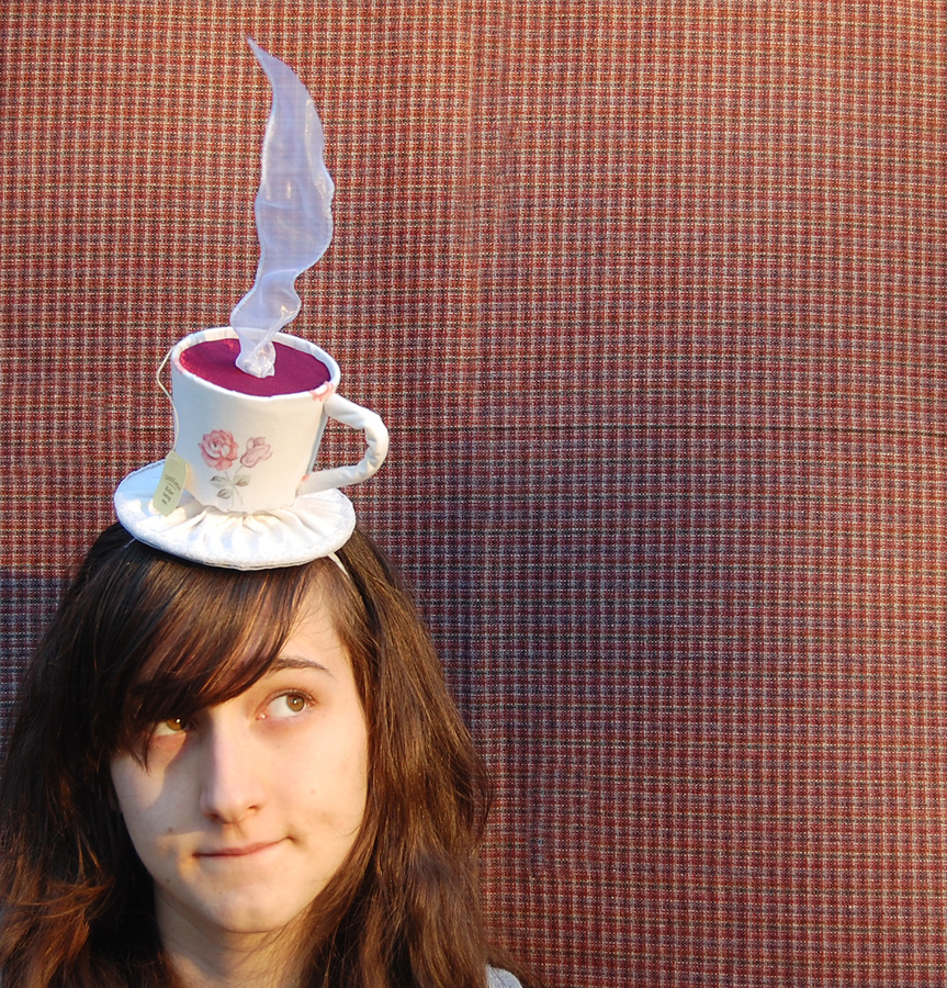 Tiny Top Hat: The New Teacup -Scented- by TinyTopHats