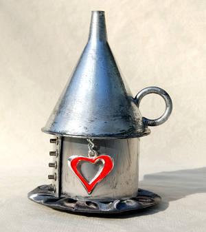 Tiny Top Hat: The Tin Man