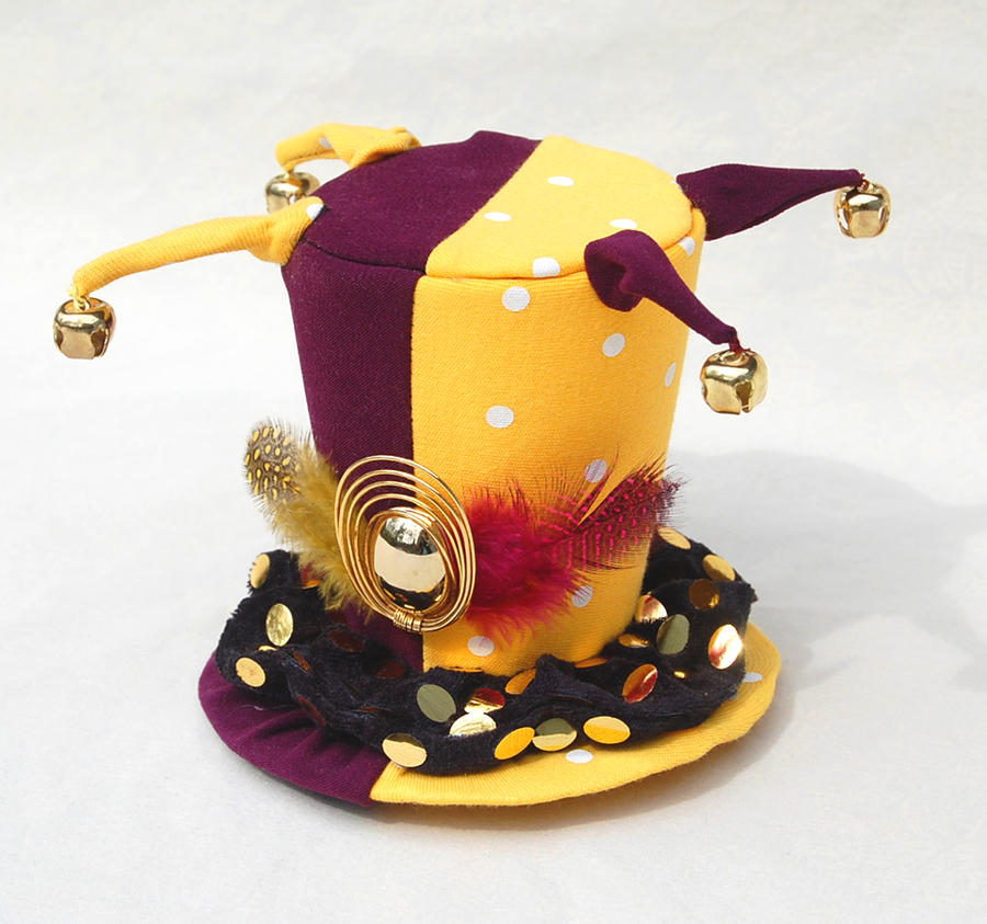 Tiny Top Hat: Court Jester by TinyTopHats on DeviantArt